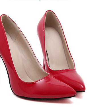 Pointed Toe High Heels (More Colors Available)