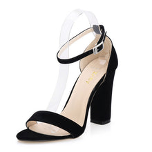 Buckle High Heels (More Colors Available)