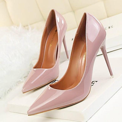 Classic Style High Heels (More Colors Available)