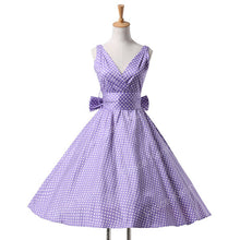 Vintage Polka Dot Dress (More Colors Available)
