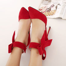 Bow Tie High Heels (More Colors Available)
