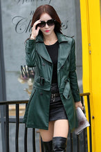 Leather Faux Jacket (More Colors Available) - Rated Star