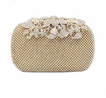 Beaded Crystal Clutch (More Colors Available) - Rated Star