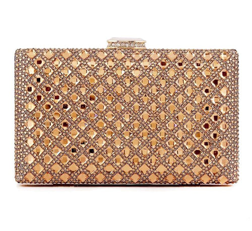 Square Clutch (More Colors Available)
