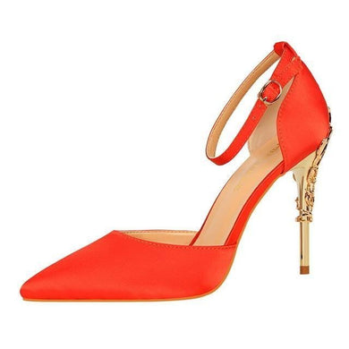 Design Stiletto Heels (More Colors Available)