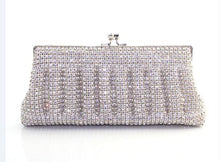 Metal Crystal Purse (More Colors Available)