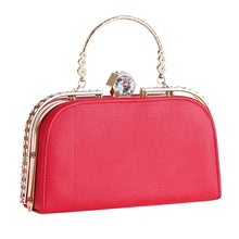 Rhinestone Crystal Clasp Purse (More Colors Available)