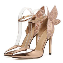 Wing Heels (More Colors Available) - Rated Star