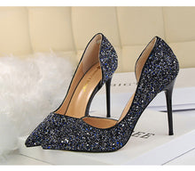 Shimmer Burst Heels (More Colors Available)
