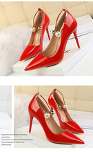 Charlese Pearl Heels (More Colors Available)