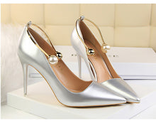 Charlese Pearl Heels (More Colors Available) - Rated Star