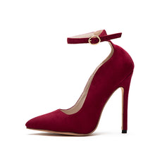Marianna Pointed Heels (More Colors Available) - Rated Star