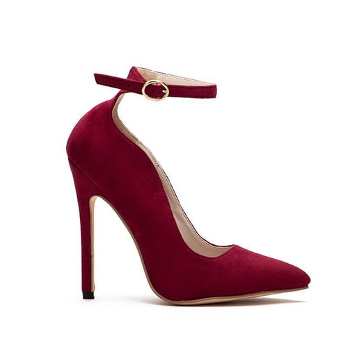 Marianna Pointed Heels (More Colors Available)