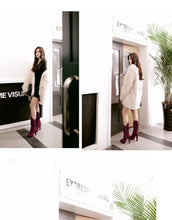 Tassel High Heel Boots (More Colors Available) - Rated Star