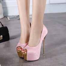 Valenciana High Heels (More Colors Available) - Rated Star