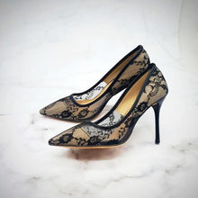 Lana Lace Heels (More Colors Available)