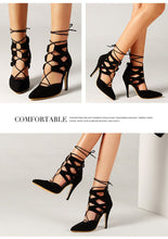 Gladiator Heels (More Colors Available)