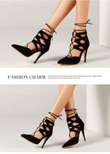 Gladiator Heels (More Colors Available) - Rated Star