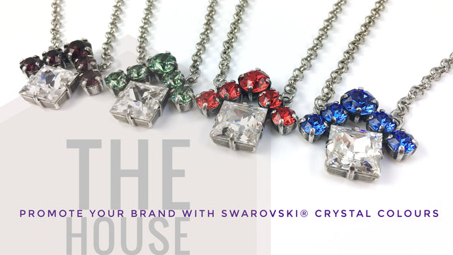 The House Necklace. Jewelry designed for real estate and mortgage professionals.