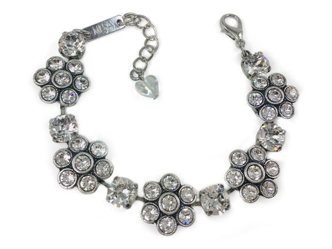 Shasta Antique Silver Obsession Bracelet