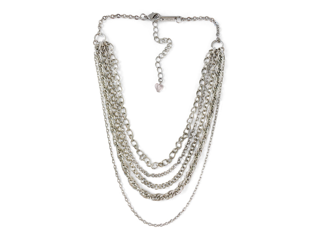 Trendy Multi Layer Chain Necklace d883597b1