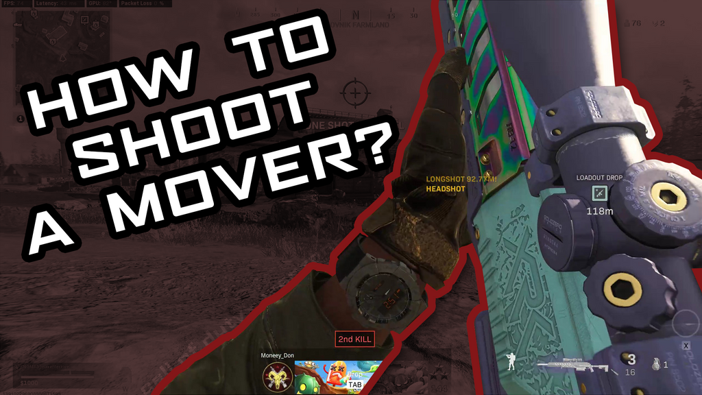 How to Shoot a Moving Target