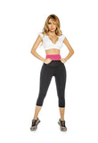 California - Neoprene Capri PLUS Waist Cincher
