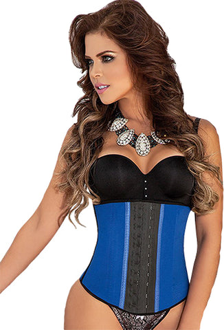 9 Steel bone waist trainer