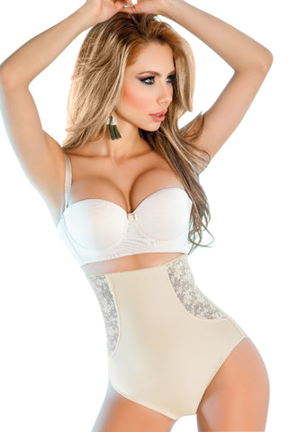 Waist Cincher with Girdle Control