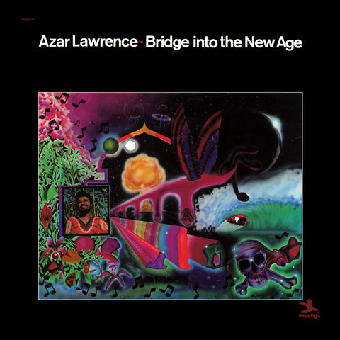 Azar Lawrence - Bridge Into The New Age (180-Gram LP)