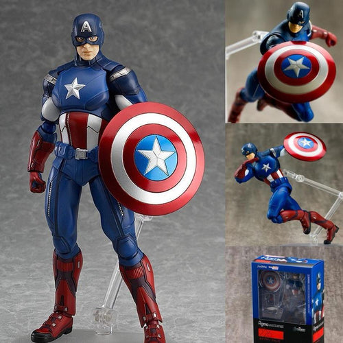Marvel the Avengers Captain America - Top Fanaticos