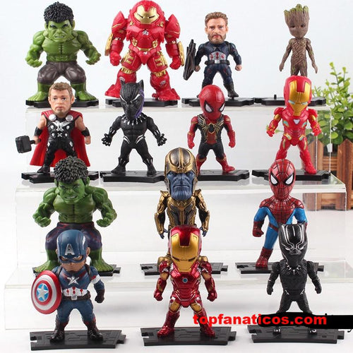 kit Avengers Marvel - Top Fanaticos
