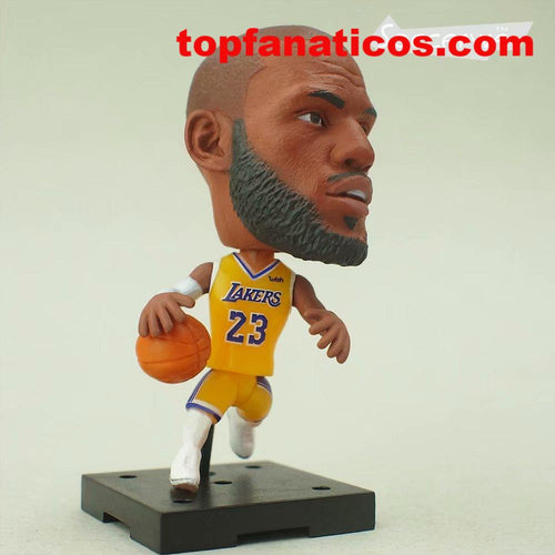 23# JAMES (Lakers +Yellow) - Top Fanaticos
