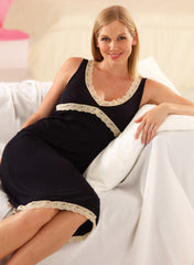 Maternity & Nursing Nightdress