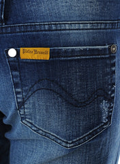 Adrian Bermuda Maternity Jeans - Mums and Bumps
