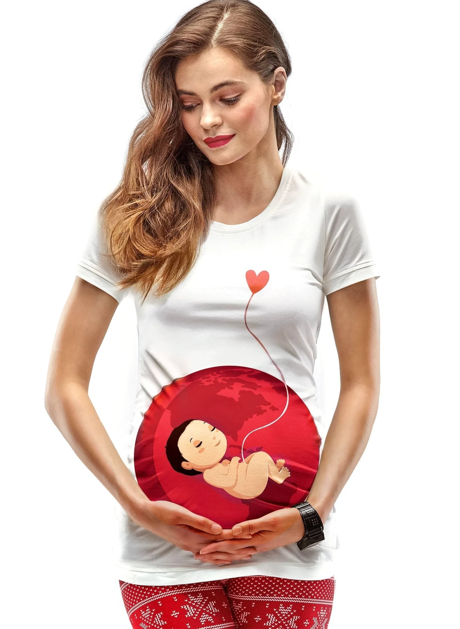 Baby Love T-Shirt - Mums and Bumps