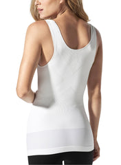BLANQI Postpartum & Nursing Support Tanktop - White - Mums and Bumps