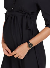 Catriona Maternity Shift Dress - Mums and Bumps