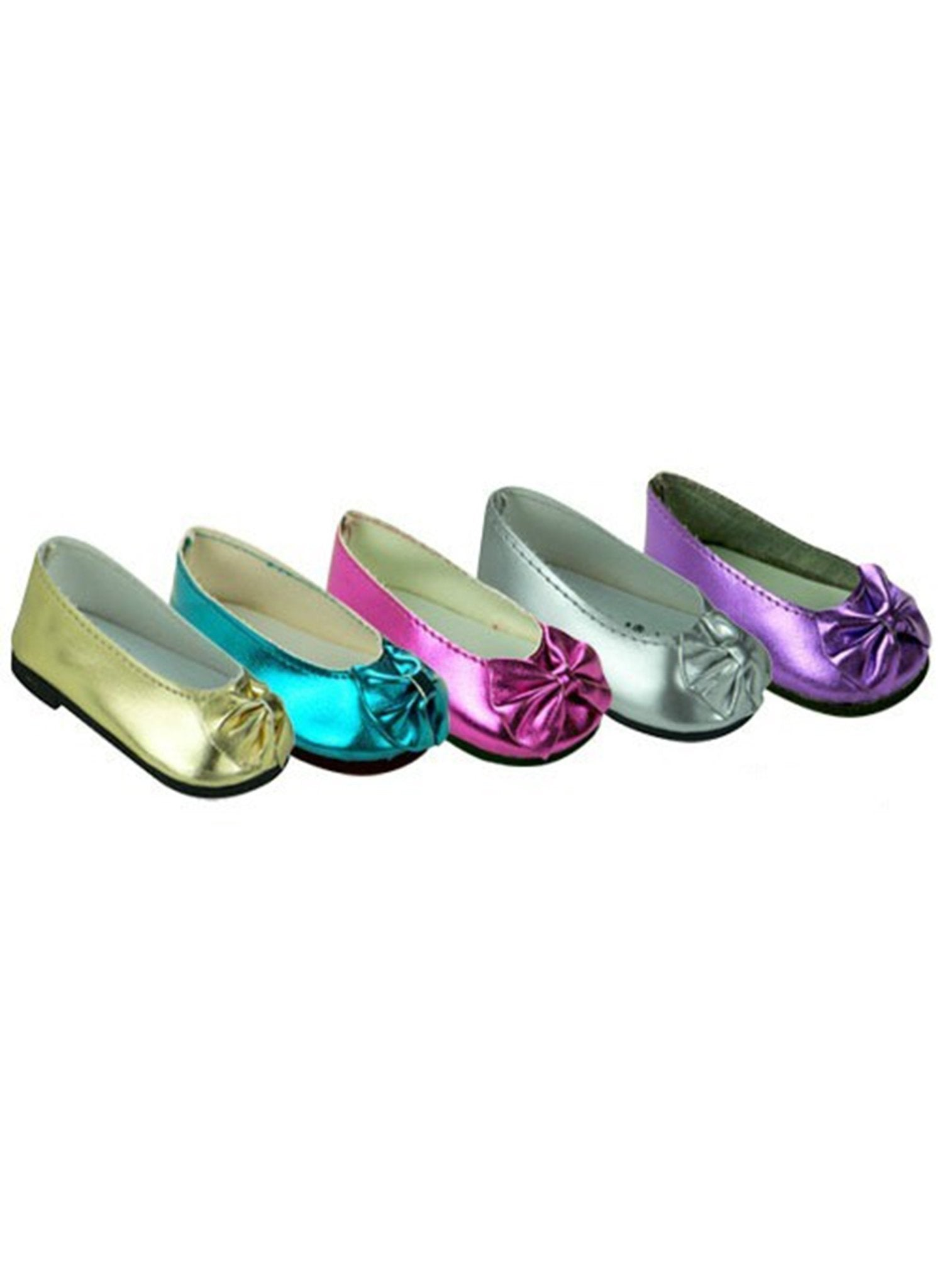 Doll Patent Bow Shoe - Mums and Bumps