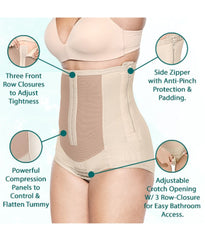 Dual-Closure Postpartum Girdle for C-Section or Natural Birth - Mums and Bumps