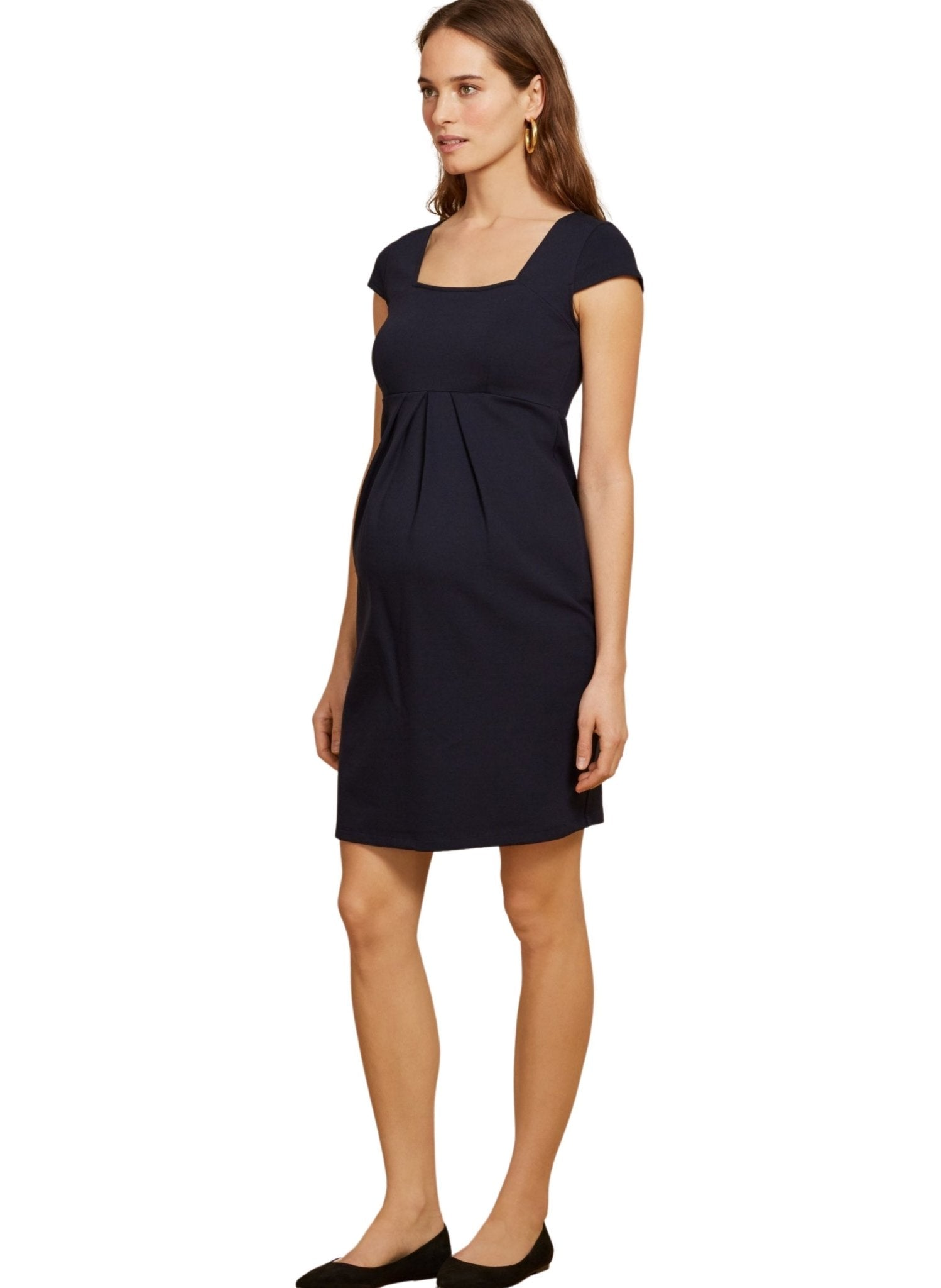 Farah Maternity Shift Dress - Mums and Bumps