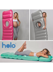 Holo Inflatable Lilo - Pink - Mums and Bumps