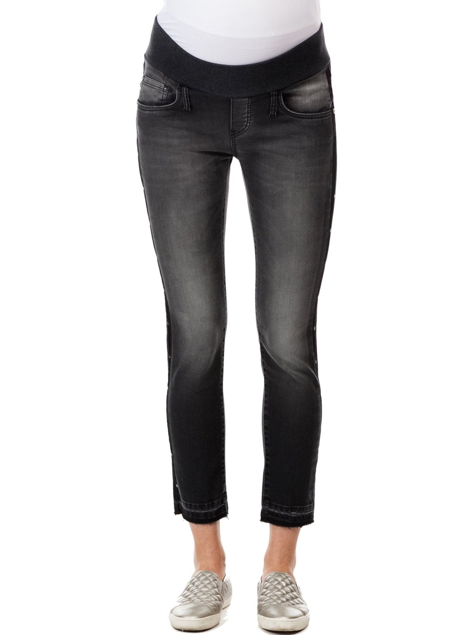 Hudson Maternity Jeans - Black Band - Mums and Bumps