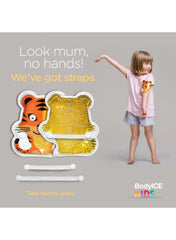Kids Ice & Heat Pack - Timo the tiger - Mums and Bumps