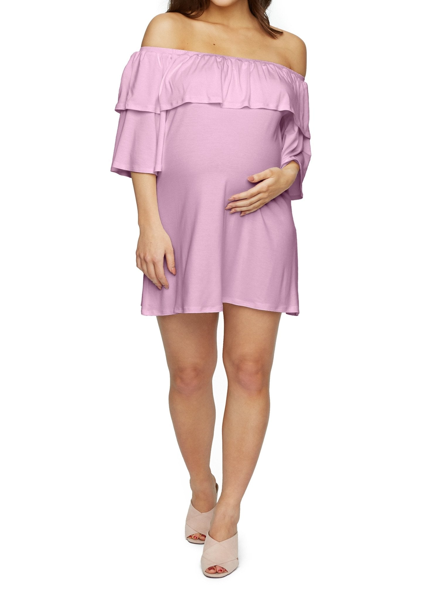 Kylian Maternity Dress - Mums and Bumps