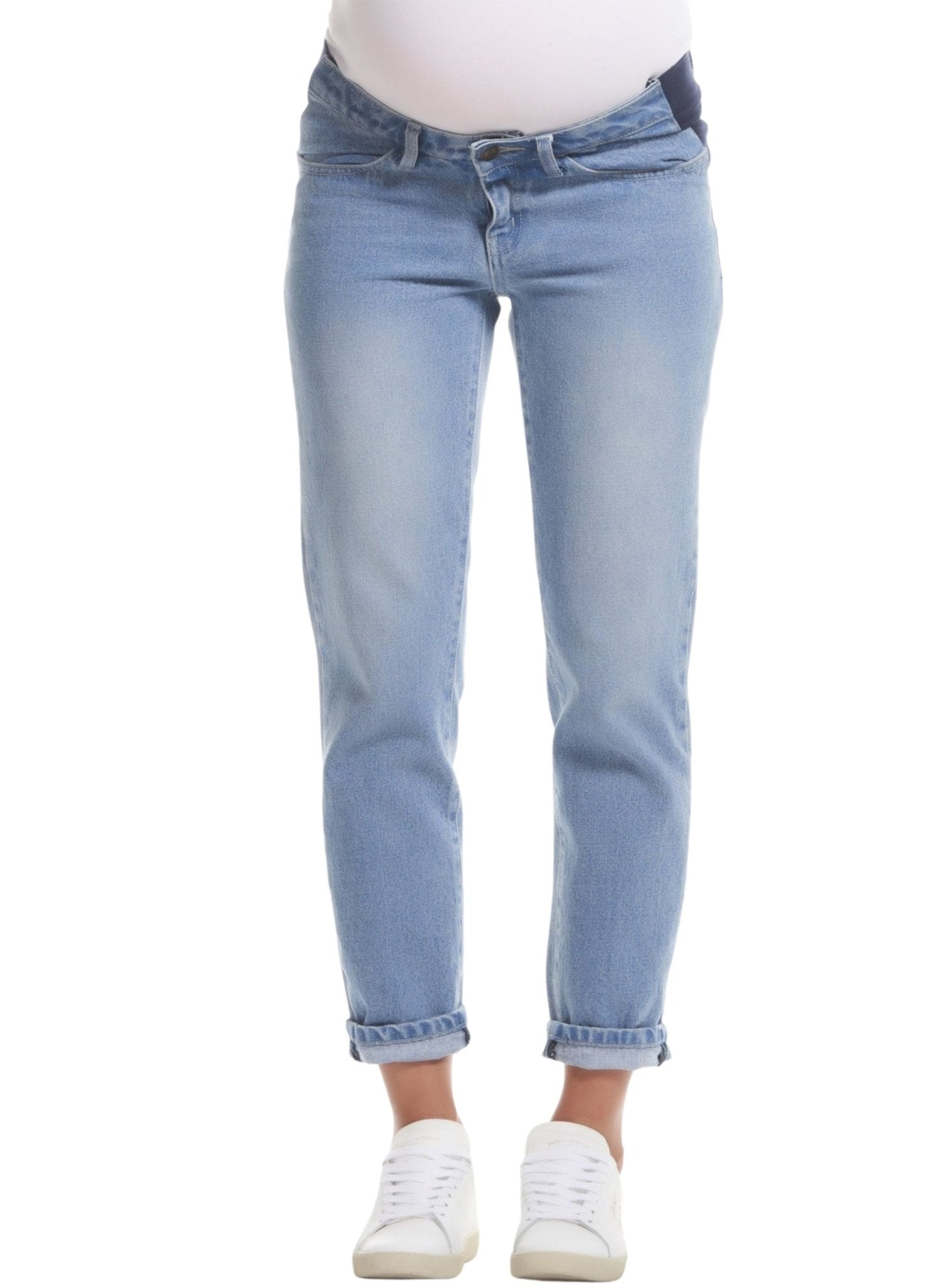 Loni Rigid Maternity Jeans - Mums and Bumps