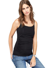 Maternity Cami - Black - Mums and Bumps