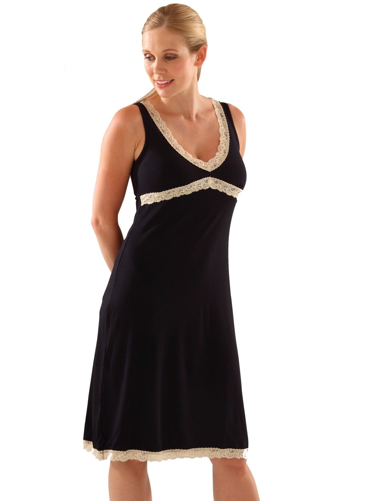 Maternity & Nursing Nightdress - Mums and Bumps
