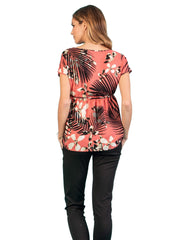Maternity Top with Side Strap - Mums and Bumps