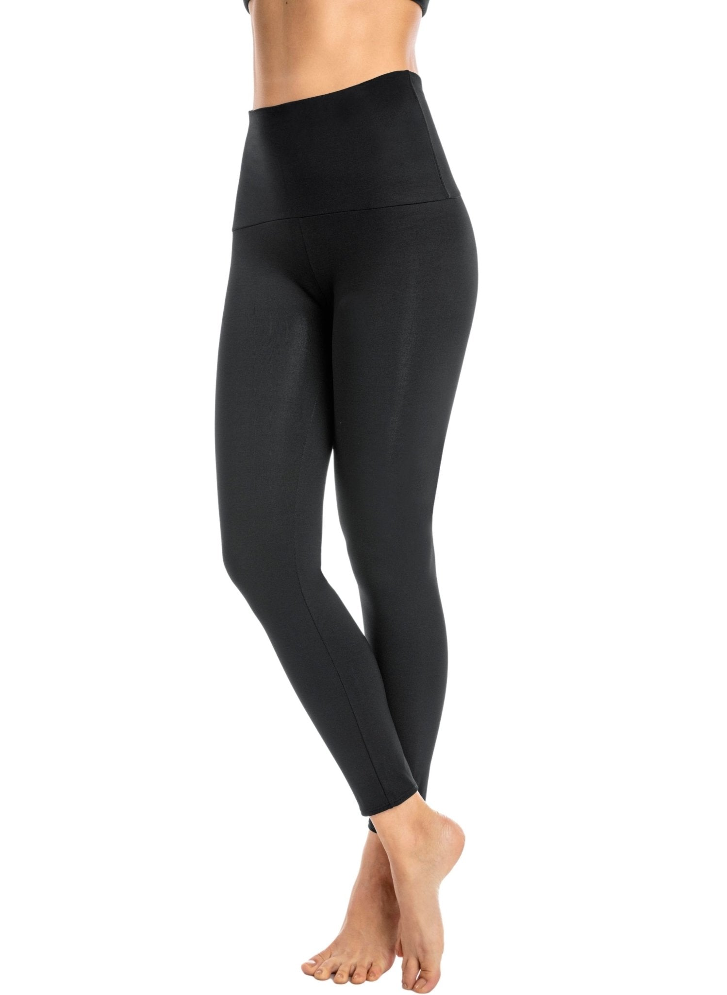 Mid-Rise Moderate Compression Butt Lift Legging - ActiveLife - Mums and Bumps